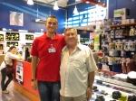 170-la Empoli  cu vânzătorul ap.foto,NIKON