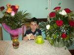 25-EMANUEL năzdrăvanul nepoțel la miculdejun