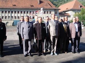 2009-22-08,( EU , primul din stânga ),C-lung Mold.la raportul promotiei LM 1969 !