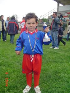 Emanuel fotbalistul campion