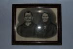 000-Bunicul IANCU și bunica ANICA POPOVICI.