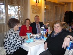 24-BUNICU'cu surorile si o verisoara ( 01-03-2014 ).