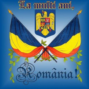La Multi Ani, ROMANIA !