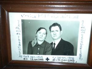 001- Mama VIORICA și Tata GHIORGHE