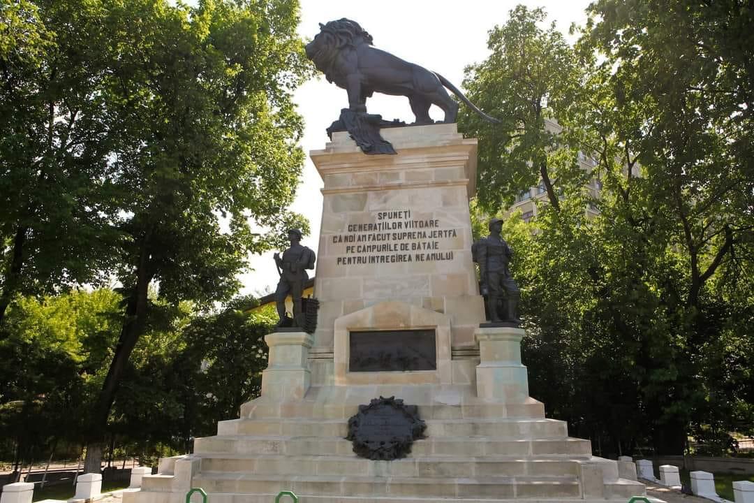 Statuia LEUL